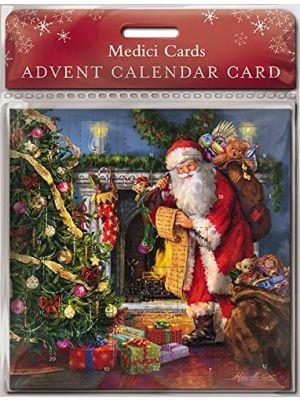 GBCC Santa by the Fireplace Advent Calendar