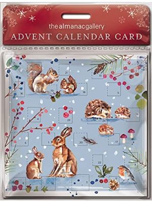 GBCC Woodland Creatures Advent Calendar