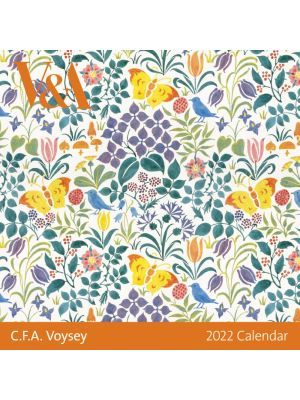 CFA Voysey Art Prints 2022 Square Calendar