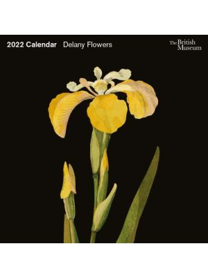 Mary Delany Flowers 2022 Square Calendar