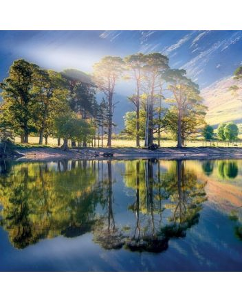 BBC Countryfile Buttermere Lake District Photographic Greeting Card