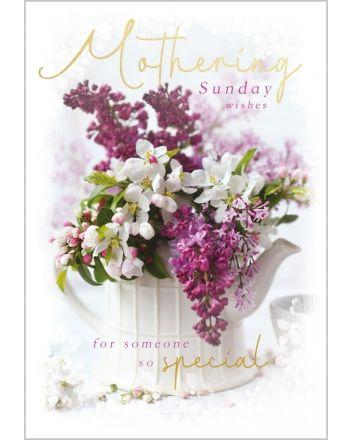 Abacus Someone Special on Mothering Sunday Card