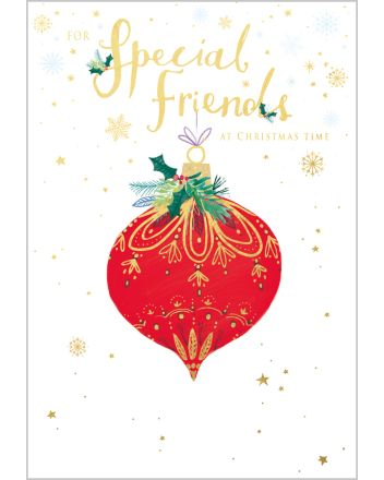 Abacus Special Friends at Christmas Card