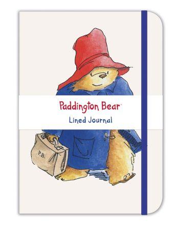 Paddington Lined Journal