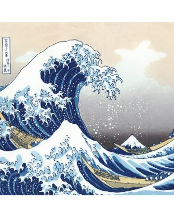 Museum and Galleries The Great Wave Greeting Card
