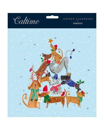 Tree of Dogs Advent Calendar