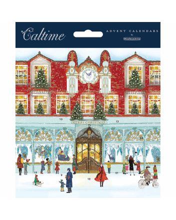 Vintage Shopping Advent Calendar