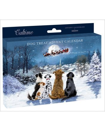 Woodmansterne Treats For Your Dog Advent Calendar