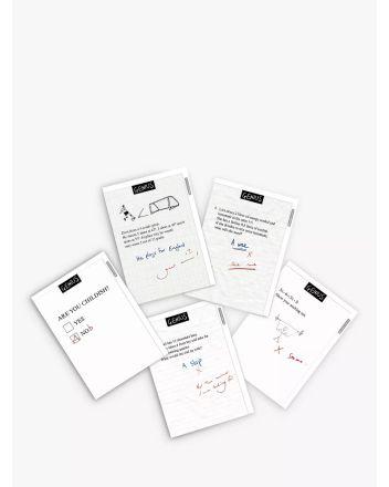 Woodmansterne Pack of 5 Genius Birthday Cards