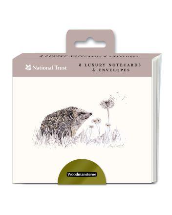 Woodmansterne Habitat Hedgehog Notelets