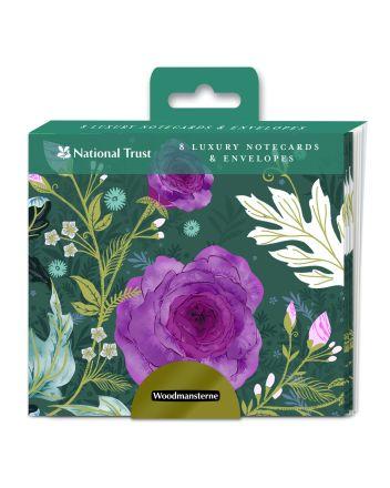 Woodmansterne Harmony Rose Garden Notelets