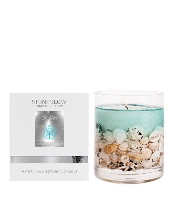 Stoneglow Ocean Gel Candle