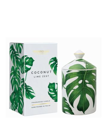 Stoneglow Tumbler Coconut and Lime Candle