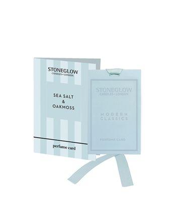 Stoneglow  Perfume Card