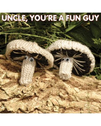 Knit and Purl - Uncle You're A Fun Guy