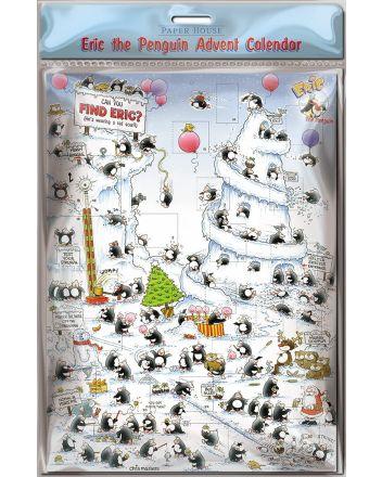 GBCC Eric the Penguin Advent Calendar