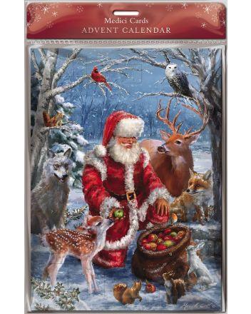 GBCC Santa in the Forest Advent Calendar