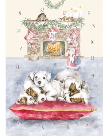 Wrendale All I Want For Christmas Advent Calendar