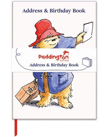 Paddington Bear Address Book