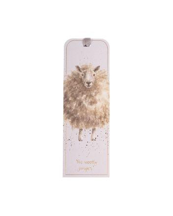 Wrendale Woolly Jumper Sheep Bookmark