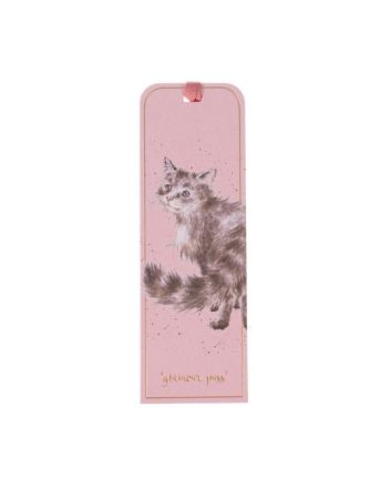 The Country Set - Cat Bookmark