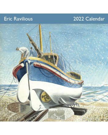 Art of Eric Ravilious 2022 Square Calendar