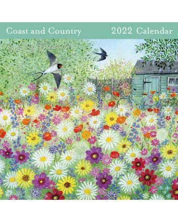 Coast and Country 2022 Square Calendar