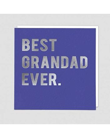 Cloud 9 Best Grandad Ever Fathers Day Card