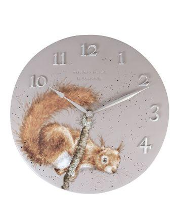 Wrendale Acrobat Wall Clock
