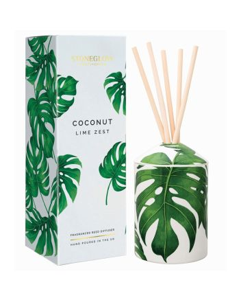 Stoneglow Coconut and Lime Reed Diffuser