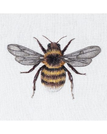 Museum and Galleries Bee Greeting Card