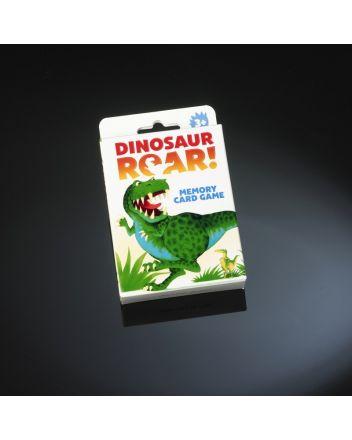 Dinosaur Roar Memory Game