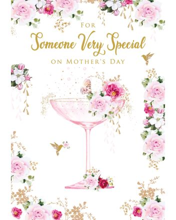 Nigel Quiney Someone Very Special Mothers Day Card