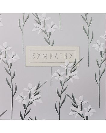 WJB Hey Fresco Sympathy Card