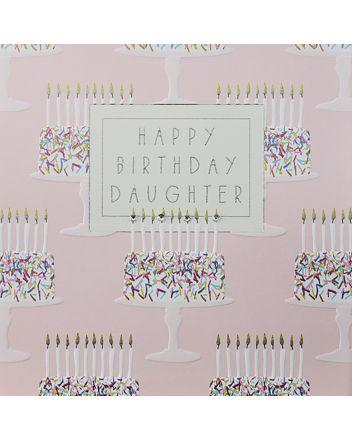 WJB Hey Fresco Daughter Birthday Card