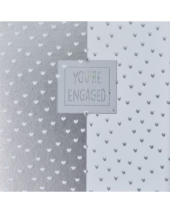 WJB Hey Fresco Engagement Card