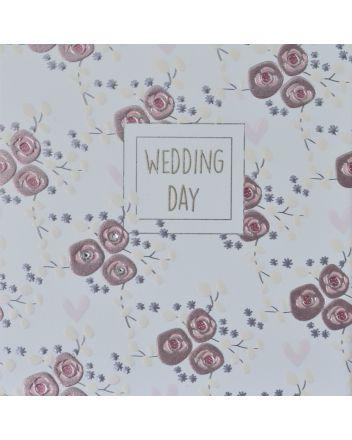 WJB Hey Fresco Wedding Card