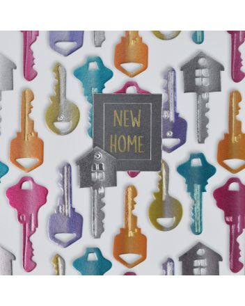 WJB Hey Fresco New Home Card