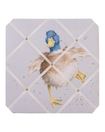 Waddle and Quack Fabric Notice Board