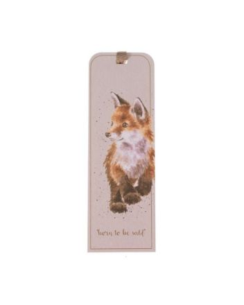 The Country Set - Fox Cub Bookmark