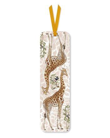Giraffe Bookmark