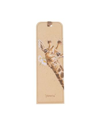 The Zoology Collection - Giraffe Bookmark