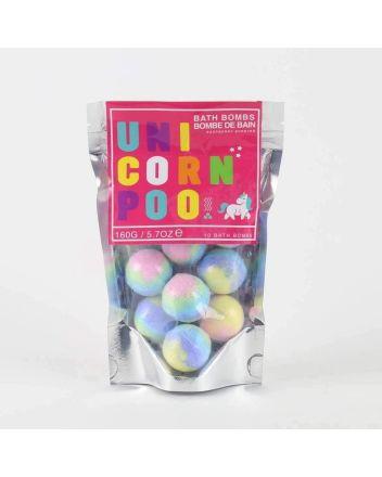 Rainbow Unicorn Poo Bath Bombs Cute Gifts