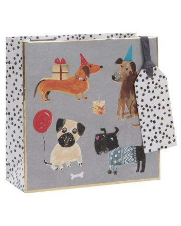 Glick Dog Party Small Gift Bag