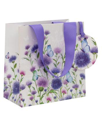 Glick Thistle Small Gift Bag