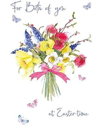 Nigel Quiney Both of You Easter Card