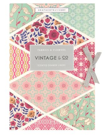 Vintage & Co - Scented Drawer Liners