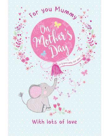 Nigel Quiney Mummy Elephant Mothers Day Card
