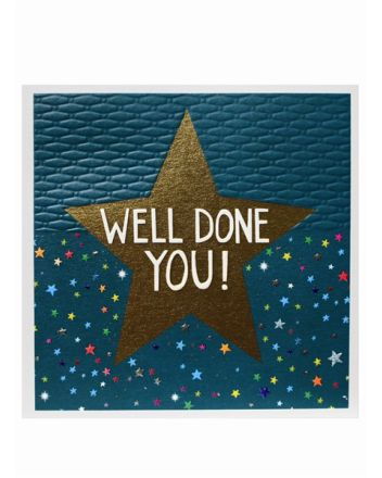 Paper Salad Jamboree Well Done Card