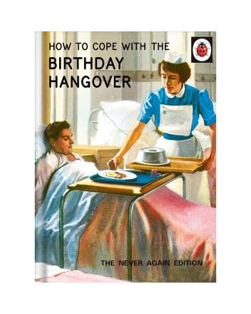 Ladybird Guide to Hangovers Birthday Card
